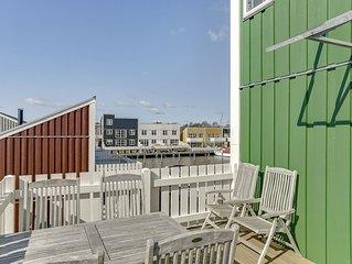 4-6-Personen-Ferienhaus im Ferienpark Landal Ebeltoft - an der Kuste/am Strand g
