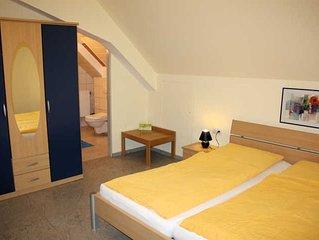 Kategorie Doppelzimmer - Pension Mühle