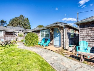 3 sunny cottages with great location close to downtown & beach - dogs welcome!