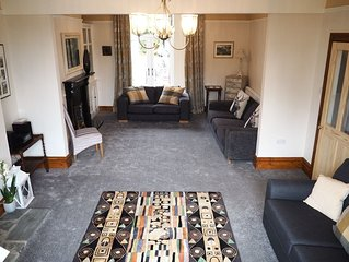 Stunning Holiday Home - 2 Mins Walk from Centre of Coniston - 6 Bedrooms