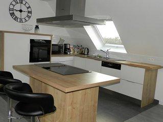 Espace cuisine dans la pièce principale