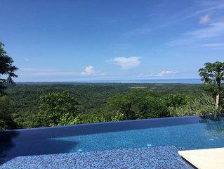 Luxurious Paradise Retreat With Panoramic Ocean Views