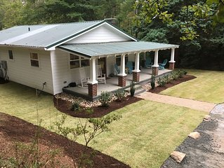 Jocassee Bungalow | 2 Acre Private Estate | Escape. Unplug. Relax.