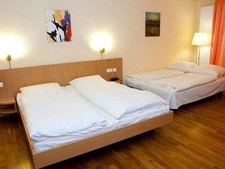 Funfbettzimmer mit WC und Dusche - Hotel Classic