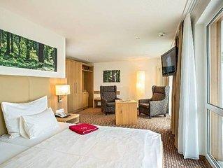 DZ Comfort Seeseite , 1 - 2 Personen - Brugger's Hotelpark am See