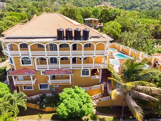 The Palms at Oracabessa *Luxury Vacation Rental* Fully Staffed