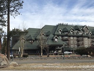 South Lake Tahoe Sleeps 8, Great location for  SnowGlobe Music Festival!