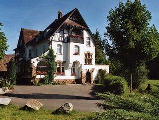 Hotel Restaurant Dammenmuhle GmbH - Doppelzimmer mit WC und Dusche/Bad