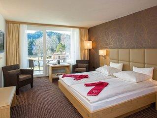 DZ Hotelpark Landseite , 1 - 2 Personen - Brugger's Hotelpark am See