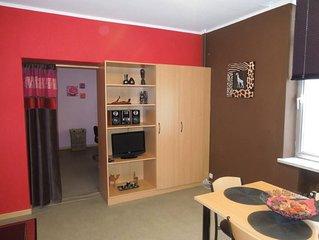 Liege: appartement dans immeuble au centre Ville