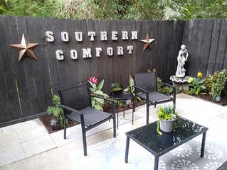 Pure Southern Comfort, With A Feel Of Luxury