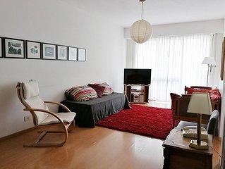 Moderne et confortable appartement, très bien situé, 3 chambres