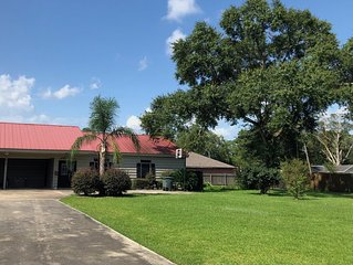 Executive Custom Built Home in Lake Charles!