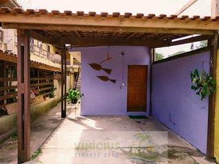 Casa Simples, Rodoviária S.Sebastião, Balsa IlhaBela, Centro Histórico