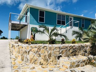 Stunning sea views as seen on HGTV's Bahamas Life! BONUS 2 kayaks, 1 paddleboard