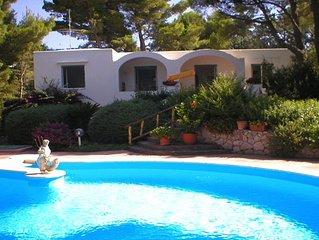Mediterranean Villa with swimming pool