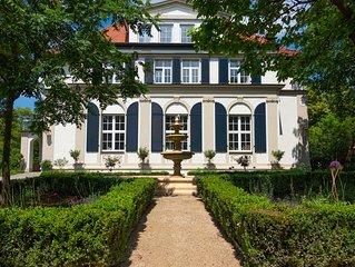 3-Raum-Wohnung in Jugendstill-Villa direkt an der Dresdner Heide