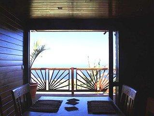 Bungalow avec vue sur la mer