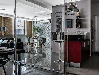 Diaphanous Urban Apartment