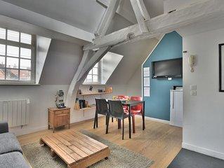 Souvenirs VX Lille 2 Bedrooms 24H / 24H Access