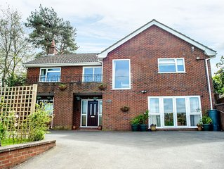 Plum Hill Apartment, OSWESTRY