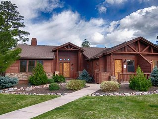This is the one! Beautiful 2,000 sq ft, 3 bed, 3 bath lodge in Torreon!