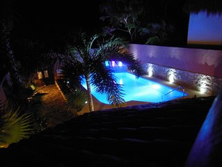 Villa Josefina, 4 Bdrm/4 Bth, Private Pool,N Akumal steps to Yalku & Beach