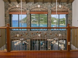 Beachfront Villa St John $1.5M renovation post Irma