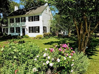 Spacious Historic Farmhouse booking now for Fall 2019!