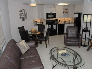 Fully Renovated 1 Bedroom On Seven Mile Beach Cayman Reef Resort #1