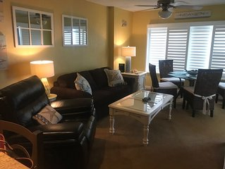 Beautifully Appointed, Oceanview Condo First Floor Beauty Is Waiting