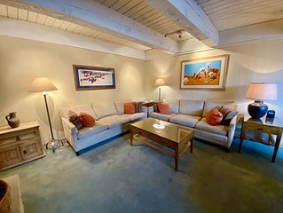 Best deal in Aspen! Large Duplex, Top Floor, Riverfront, Views, Up to 45% OFF!