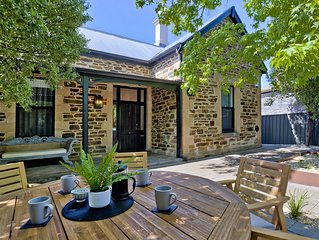 Amber Villa - exquisite heritage home.