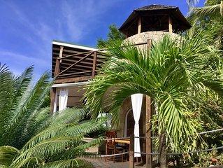 The Sugar Mill Tower - 1 Bedroom - Romantic Seaside Escape - Conveniently Locate