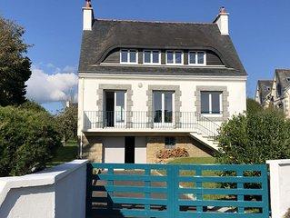 Maison 6 personnes CLOHARS-CARNOËT - LE POULDU