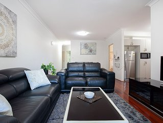 Renovated, Family Apartment in Convenient Location
