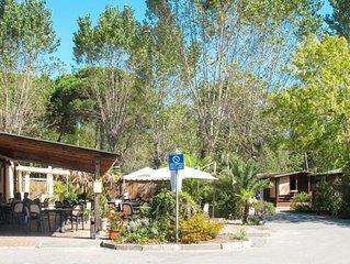 Ferienhaus Camping Campeggio Italia (MAS370) in Marina di Massa - 4 Personen, 2