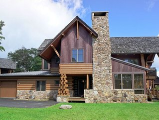 Situated at the top of Wisp Mountain, approximately 130 yards to the slopes, Sl