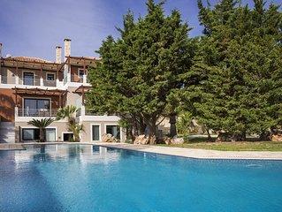 Athina Luxury Villas-Villas with private pool chania,Platanias