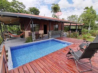 The Arenal Rain Forest Cabins (1) - La Fortuna just 10 minutes away!