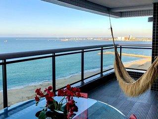 Vista perfeita FRENTE MAR - Landscape 16º andar