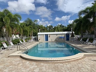 3 Bed 3 Bath Townhouse!  Short Drive to Fort Myers Beach and Sanibel!