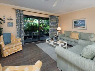 Cozy Dockside 2 bedroom, 2 bath at Sanibel Moorings Resort #1521