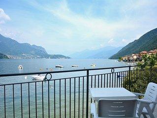 Bellagio Villas - Turandot with garden directly on the Lake
