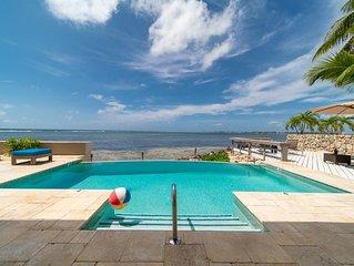 5 bedroom Ocean Front Private Villa