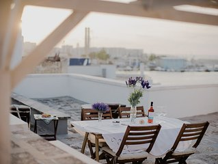 Appartamento molto confortevole con terrazzo vista mare FREE WI-FI