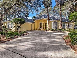 Updated Amelia Island 3 bed/3 bath home - Great Location - Handicap Accessible