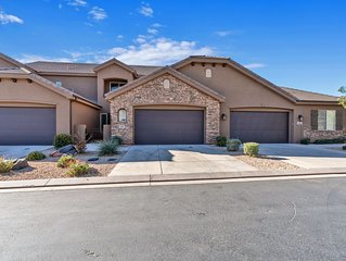 New 4BR Home On Coral Canyon Golf Course. 7th night Free!