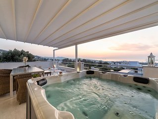 Luxury Villa Sunset View