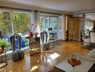 Luxury Ravine View Suite